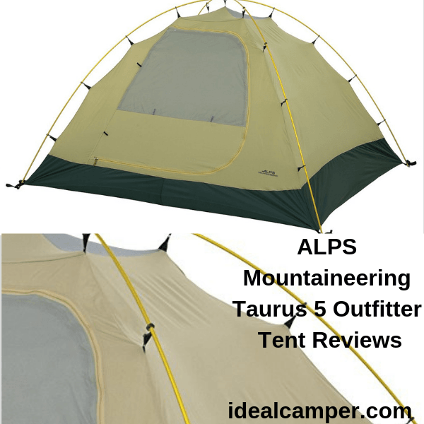 ALPS Mountaineering Taurus 5 Outfitter Tent