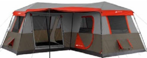 Ozark Trail hot weather tent