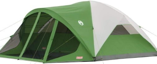 Coleman waterproof tent reviews