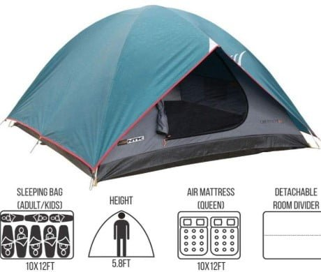 waterproof-tent-buying-guide-for-camping