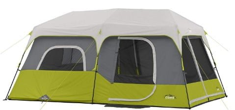 Family tent reviews