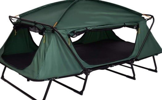 buy a cots for camping