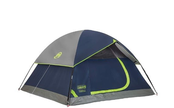 Coleman Dome tents reviews