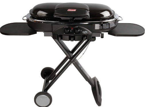 Coleman roadtrip lxe grill review