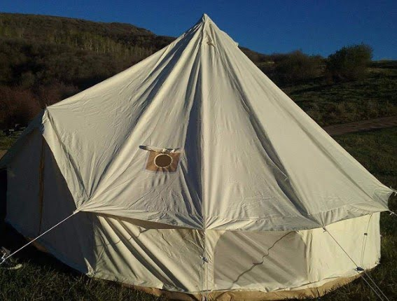 Best-canvas-wall-tent-for-family-camping