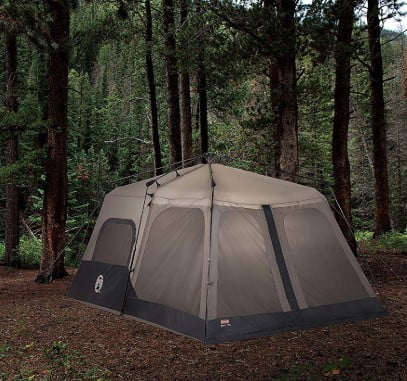 High-quality-canvas-tent