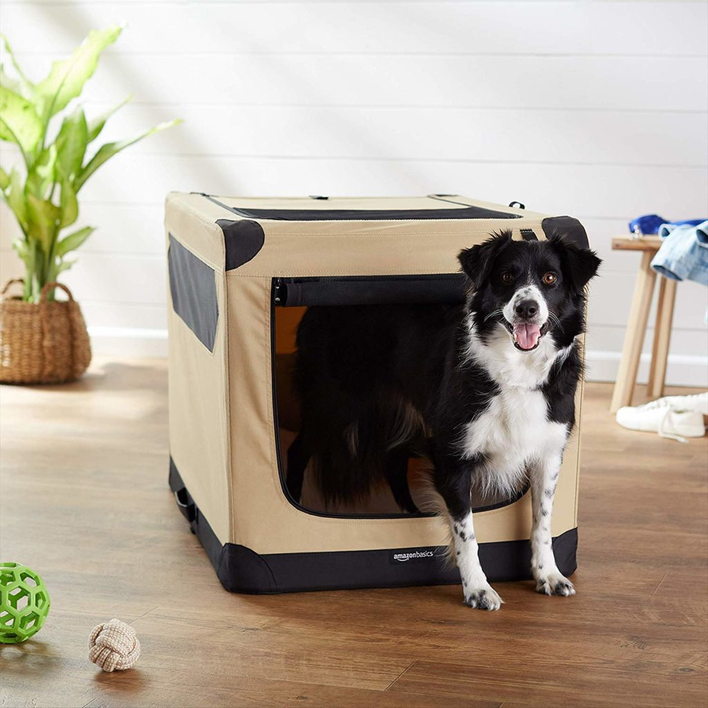 Portable camping tents for dogs
