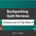 Backpacking Quilt Reviews
