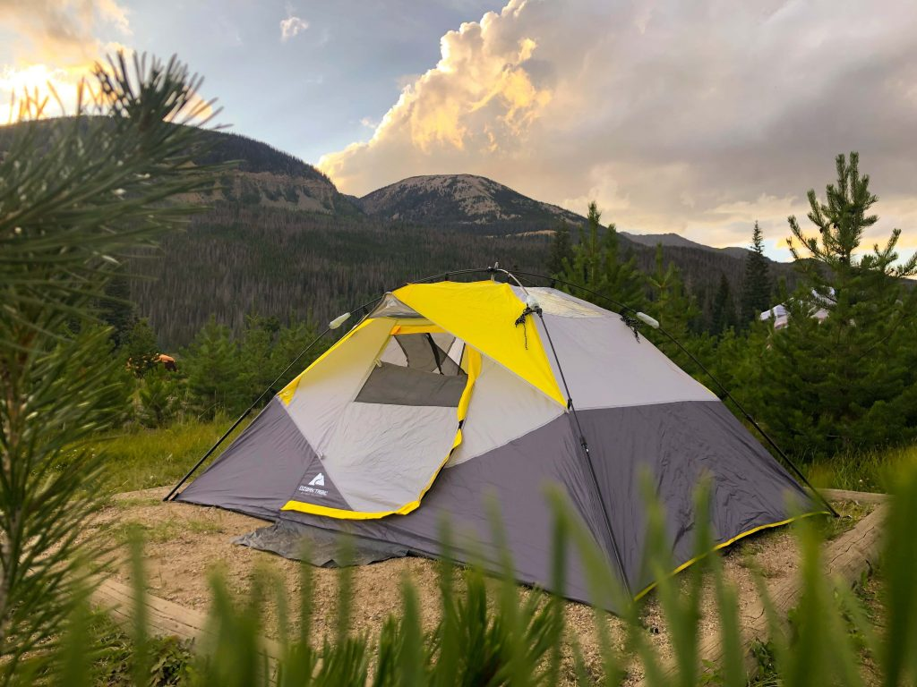 Best backpacking tent categories